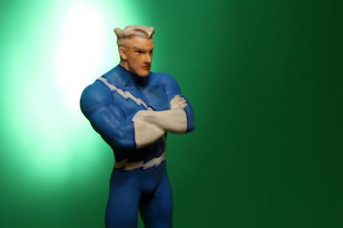 Classic Marvel Figurines Quicksilver 005