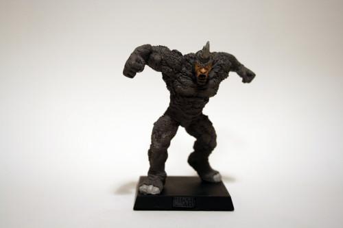 Classic Marvel Figurines Rhino 001