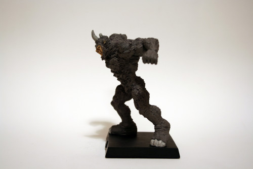 Classic Marvel Figurines Rhino 002