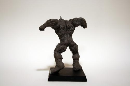Classic Marvel Figurines Rhino 003