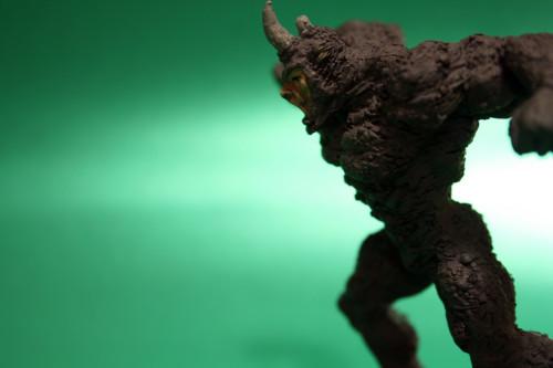 Classic Marvel Figurines Rhino 005