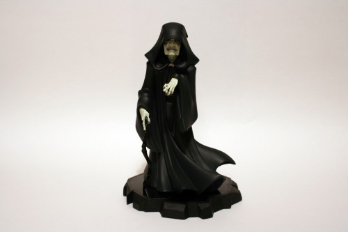 Emperor Palpatine Animated Maquette 002