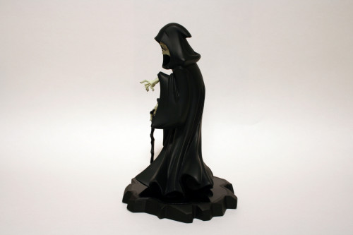 Emperor Palpatine Animated Maquette 003