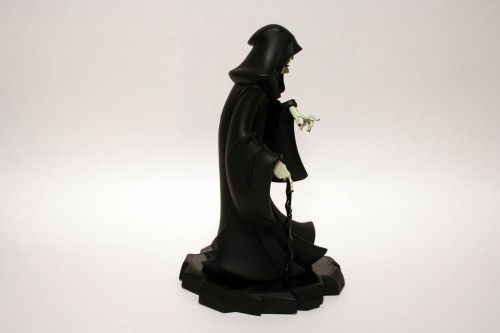 Emperor Palpatine Animated Maquette 005