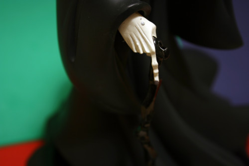 Emperor Palpatine Animated Maquette 009