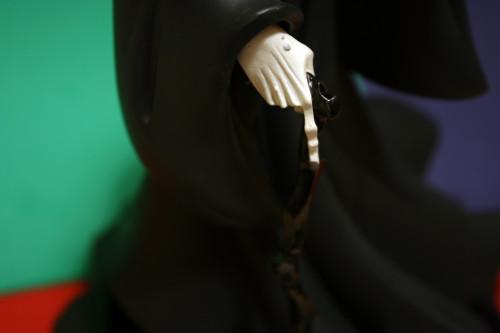 Emperor Palpatine Animated Maquette 009