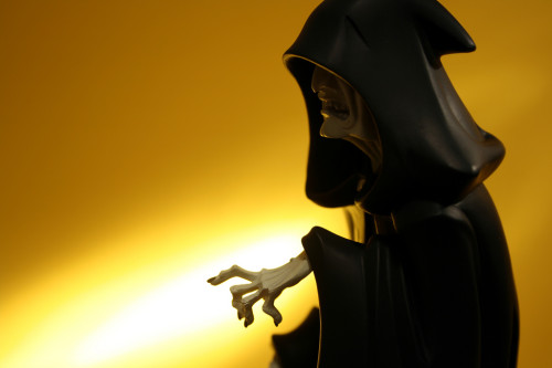 Emperor Palpatine Animated Maquette 010