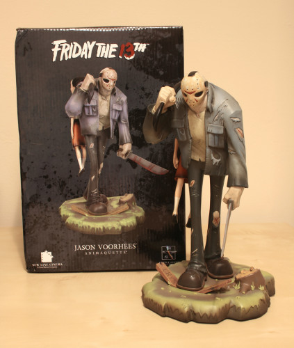 Friday the 13th Jason Voorhees Animaquette 001