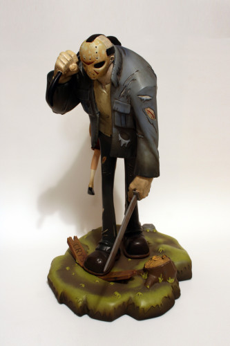 Friday the 13th Jason Voorhees Animaquette 002