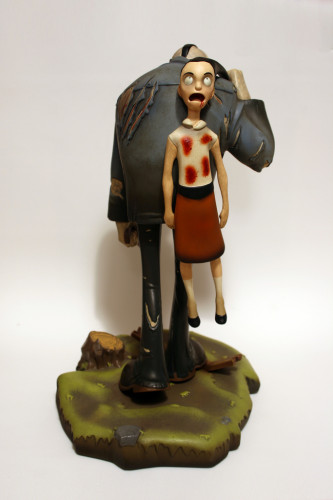 Friday the 13th Jason Voorhees Animaquette 004
