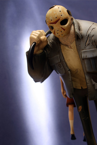 Friday the 13th Jason Voorhees Animaquette 007