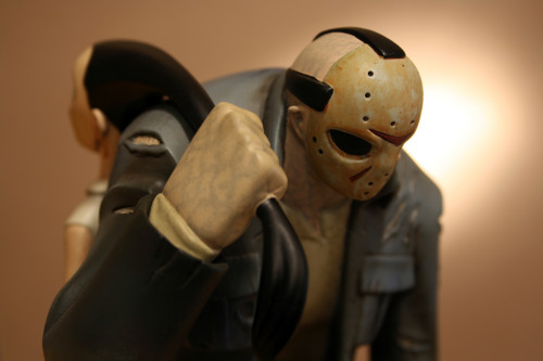 Friday the 13th Jason Voorhees Animaquette 011