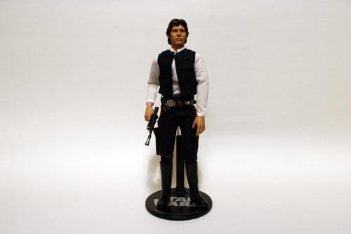 Han Solo Smuggler Tatooine 12 Inch Figure 003