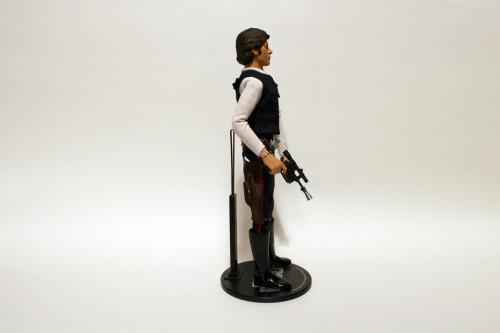 Han Solo Smuggler Tatooine 12 Inch Figure 006