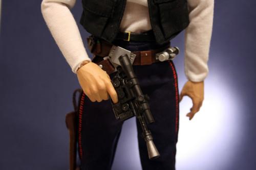 Han Solo Smuggler Tatooine 12 Inch Figure 008
