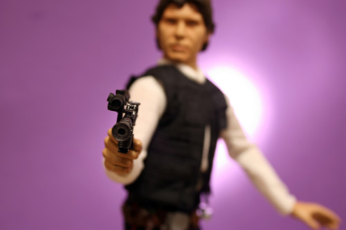 Han Solo Smuggler Tatooine 12 Inch Figure 009