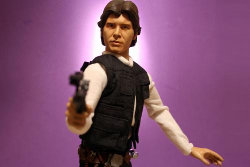 Han Solo Smuggler Tatooine 12 Inch Figure 010