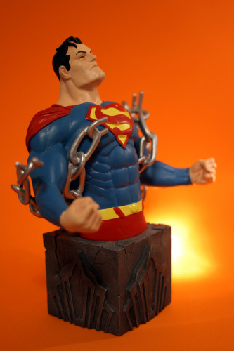 Heroes of DC Superman Bust 006