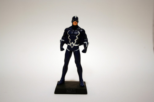 Marvel Classic Figurines Black Bolt 001