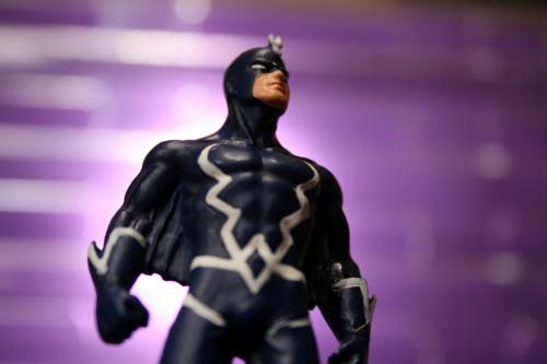Marvel Classic Figurines Black Bolt 006