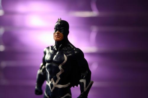 Marvel Classic Figurines Black Bolt 007