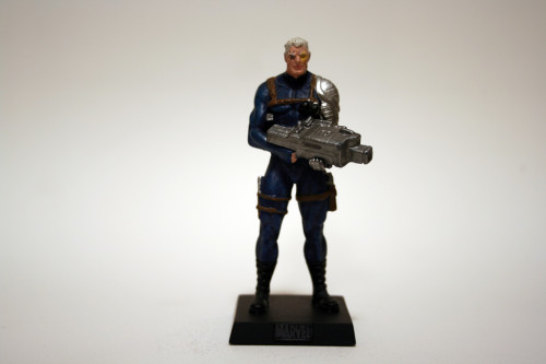 Marvel Classic Figurines Cable 001