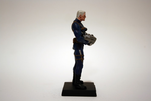 Marvel Classic Figurines Cable 002