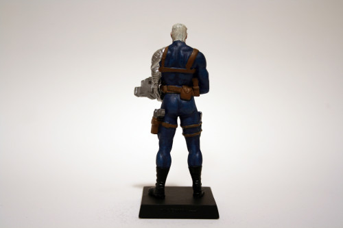 Marvel Classic Figurines Cable 003