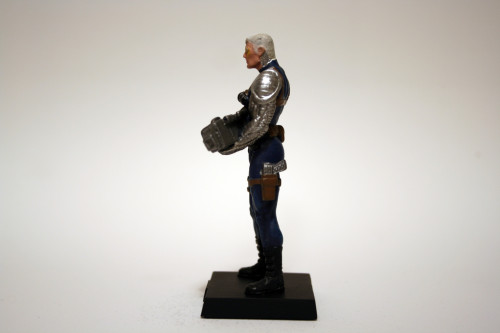 Marvel Classic Figurines Cable 004