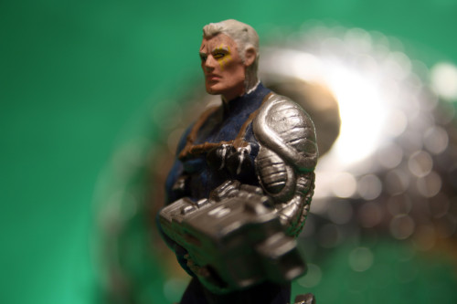 Marvel Classic Figurines Cable 005