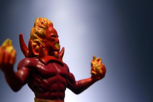 Marvel Classic Figurines Dormammu 005
