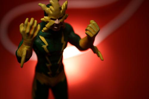 Marvel Classic Figurines Electro 005