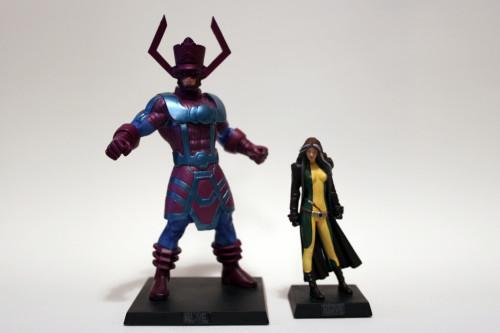 Marvel Classic Figurines Galactus 003