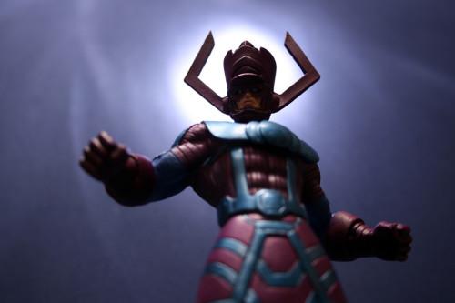 Marvel Classic Figurines Galactus 007