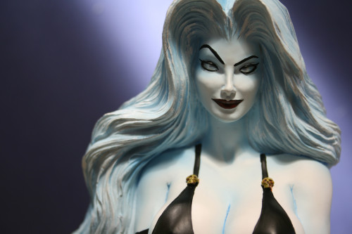 Moore Creations Lady Death Statue 008