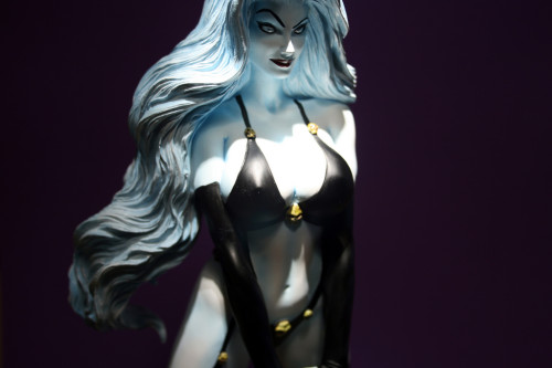 Moore Creations Lady Death Statue 011