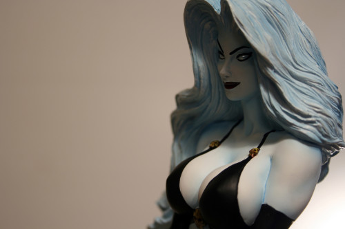Moore Creations Lady Death Statue 014