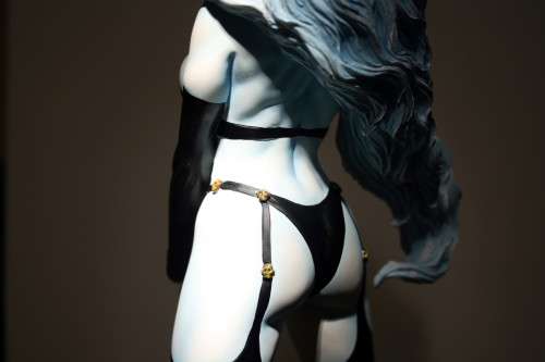 Moore Creations Lady Death Statue 015