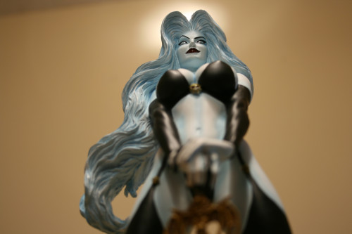 Moore Creations Lady Death Statue 016