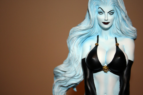 Moore Creations Lady Death Statue 020