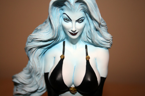 Moore Creations Lady Death Statue 021
