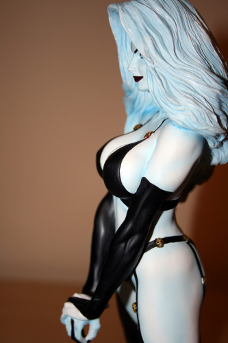 Moore Creations Lady Death Statue 022