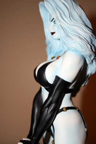 Moore Creations Lady Death Statue 023