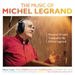 Win The Music of Michel Legrand on CD!