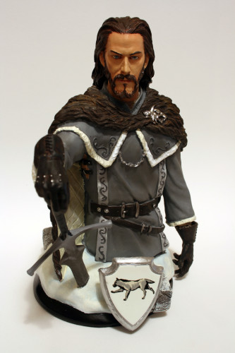 Song of Ice and Fire Eddard Stark Bust 001