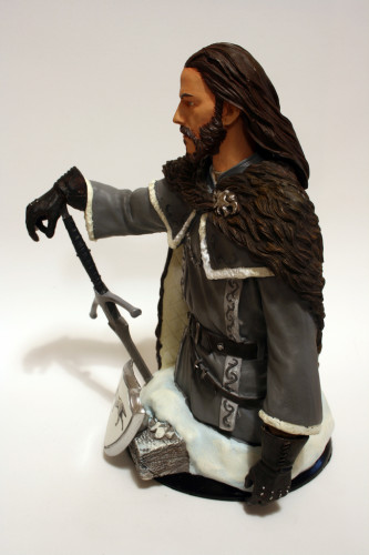 Song of Ice and Fire Eddard Stark Bust 002