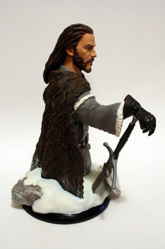 Song of Ice and Fire Eddard Stark Bust 004
