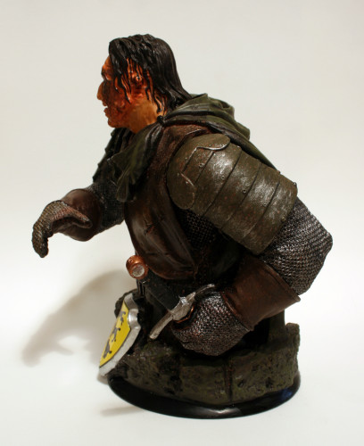 Song of Ice and Fire Sandor Clegane Bust 002