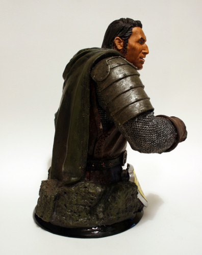 Song of Ice and Fire Sandor Clegane Bust 004
