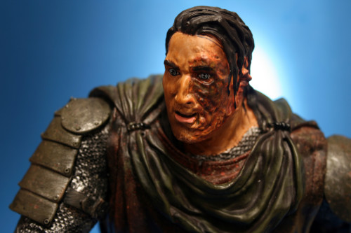 Song of Ice and Fire Sandor Clegane Bust 005